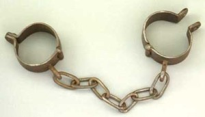 shackles
